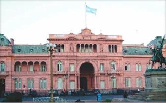 CASA DE GOBIERNO DE LA NACIÓN